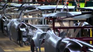 Dokumentárny film Technológia - Megatovárne: Corvette ZR1