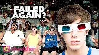 Why 3D Movies Keep Failing - Cheddar Explains