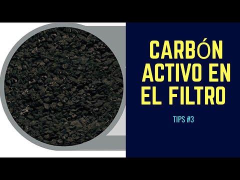 Tips de Acuariofilia #3: Carbón activo en el acuario | Acuarios Kleiner Fish