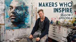 Joshua Miels - Contemporary Portrait Artist | MAKERS WHO INSPIRE