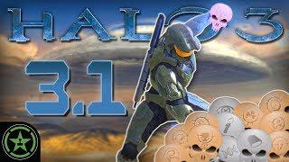 TSAVO HIGHWAY - Halo 3: LASO Part 3.1   Let's Play