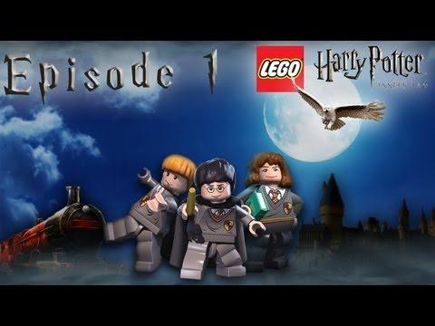 Vidéo LEGO Jeux vidéo PCLHP14 : Lego Harry Potter : Années 1 à 4 PC