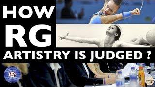 Artistry in Rhythmic Gymnastics (1970-2018)