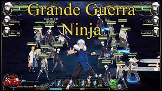 Naruto Online - Grande Guerra Ninja (Noobz-Brazel e TJ)
