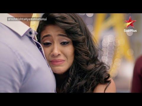 Yeh Rishta Kya Kehlata Hai | Naira is convincing her uncle
