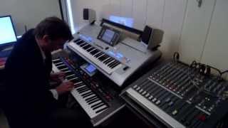 Richard Clayderman Ballade Pour Adeline Yamaha Tyros 4 Roland G70 By Rico