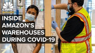 Amazon Warehouse Workers Speak Out During Coronavirus