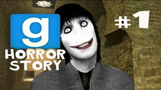 preview picture of video '-GARRY'S MOD- Horror map #1 [HD][LUX]'