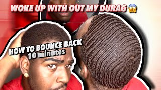 360Waves: Quickest Way To Bounce Back Your Waves 🌊