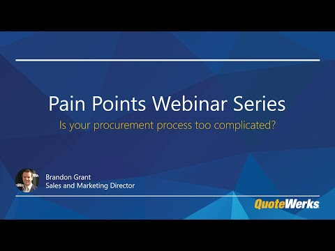 Is your procurement process too complicated?