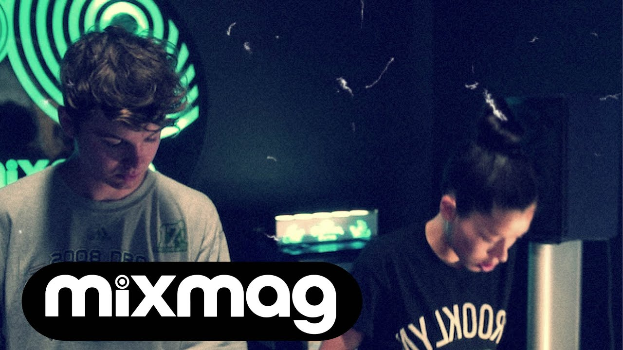 Monki & Krama Kid - Live @ Mixmag Lab LDN 2014