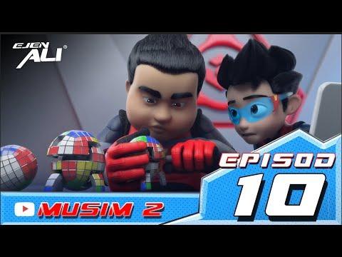 Ejen Ali Episod 10 - Misi: Atlas