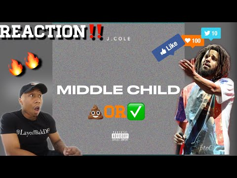 TRASH or PASS! J.Cole (Middle Child) [REACTION!!!]