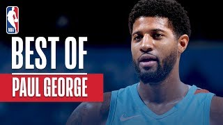 Paul George's February Highlights | KIA West Player Of The Month
