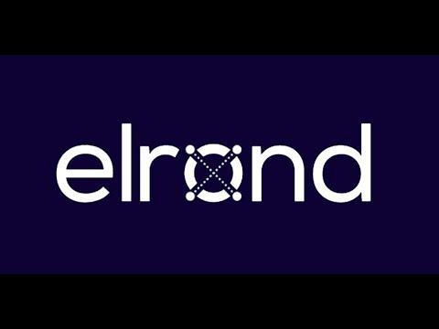 Экономика проекта  Elrond Network