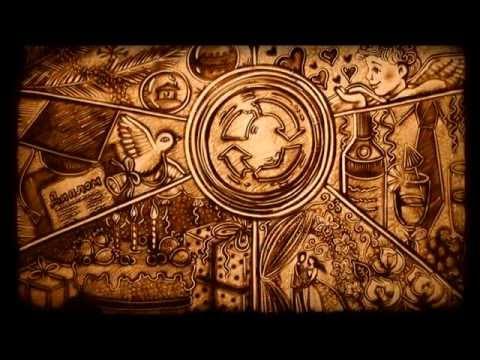 Відео Пісочна анімація 1