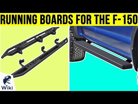 Download 8 Best Running Boards For The F-150 2019 Mp4 HD Video and MP3