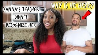 Why is He Here? | Yanna's Teacher Didn't Recognize Her | Family Vlogs