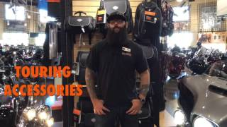 Must-Have Touring Accessories - Fort Thunder Harley-Davidson Parts