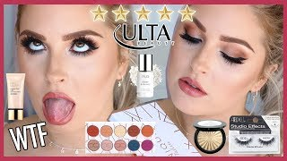 Testing TOP RATED Makeup 👍 ULTA 💕 Chit Chat GRWM