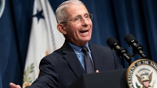 Fauci Says Overwhelming Majority of People Getting Infected Now Are Young