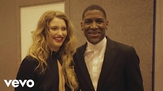 Labrinth - Behind the scenes at the BBC Awards