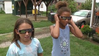 How to prepare kids for the solar eclipse