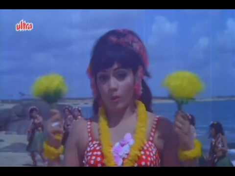 Naach Meri Jaan Fataafat   Mehmood, Jayshree T, Main Sundar Hoon Song