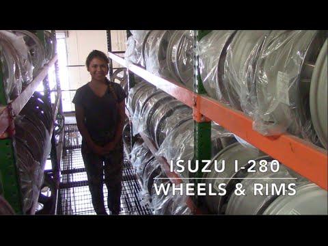 Factory Original Isuzu I-280 Wheels & Isuzu I-280 Rims – OriginalWheels.com
