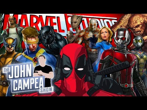 Marvel Announces 8 Movies Dates For 2022 & 2023: What They Probably Are - The John Campea Show
