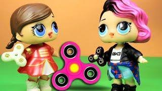 Куклы ЛОЛ Сборник Мультиков 3 - Сюрпризы #Игрушки LOL Surprise | Лалалупси Вероника