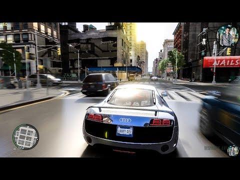 GTA IV Ultimate | Real Life Graphics mod 2018 Gameplay +