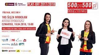 Ślęza Wrocław - Artego Bydgoszcz