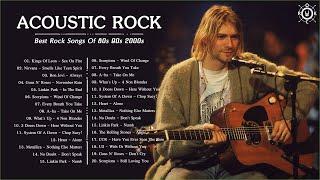 Acoustic Rock Songs | Best Rock Songs 80s 90s