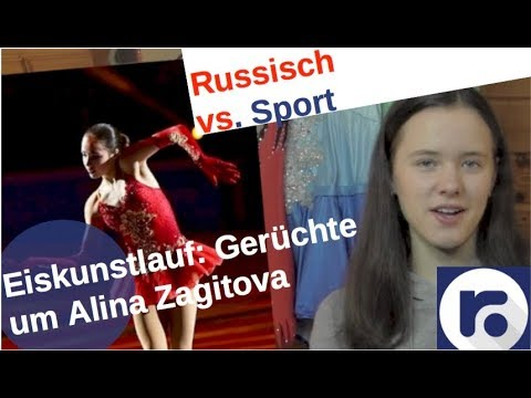 Eiskunstlauf: Gerüchte um Alina Zagitova [Video]