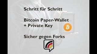 So senden Sie Geld von einem Bitcoin-Geldborsen in einen anderen