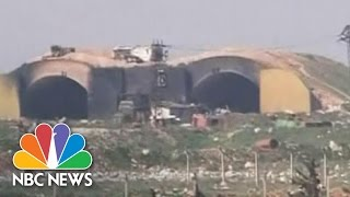 'U.S. Missile Attack' Video Aired On Syrian TV | NBC News - Video Youtube
