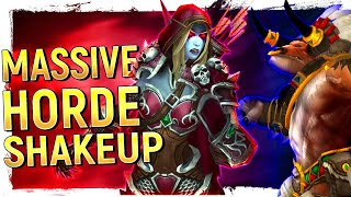 The Massive Horde Shakeup Of 8.1.5: This Struggle Can Only End One Way...