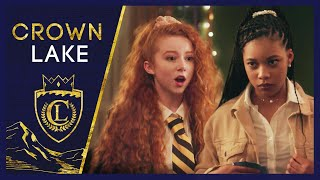 """Nellie Chambers has a rough first day at Crown Lake Academy, but finds solace in the pages of a diary left behind by a former student.   SUBSCRIBE: https://brat.tv/BratSub  WATCH MORE CROWN LAKE https://brat.tv/CrownLake_Season1  ABOUT CROWN LAKE When Eleanor """"Nellie"""" Chambers shows up at Crown Lake Academy, a fancy all-girls boarding school, she knows this school is her ticket to a new & better life. But she also knows fitting in and learning the ropes isn't going to be easy. Until she finds a guide.   CROWN LAKE 