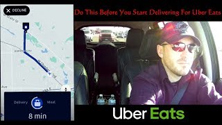 Watch This Before You Start Delivering For Uber Eats. Uber Eats Training Video