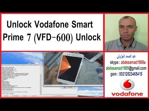 FLASH VDF 600 VODAFONE SMART PRIME 7 - смотреть онлайн на Hah Life