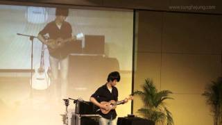 Pirates_of_Caribbean and Super_Mario_Theme - Sungha Jung (Ukulele Live)