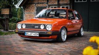 Volkswagen Golf (Mk2) 1983 - 1992