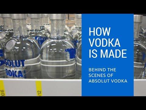 Πως φτιάχνεται η βότκα: βίντεο από το αποστακτήριο της Absolut