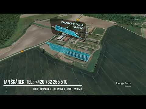Video z << Prodej skladovacího prostoru, 2170 m2, Oleksovice >>