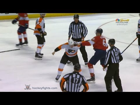 Alex Petrovic vs. Michael Raffl