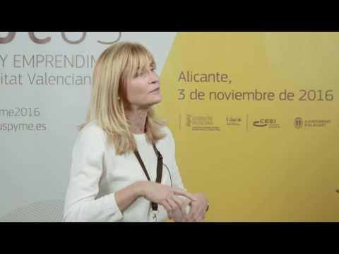 Entrevista a  Mª José Bernabeu, socia del grupo Hiperber y presidenta de AEPA[;;;][;;;]