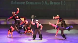 Ковбои 2018. Сибирята. Зажигательный танец.