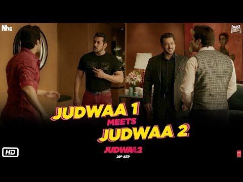 Download Judwaa 1 Meets Judwaa 2 | Judwaa 2 | Varun | Jacqueline | Taapsee | David Dhawan | Sajid Nadiadwala HD Video