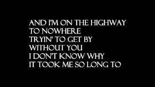 Drake Bell - Highway To Nowhere (Lyric Video)